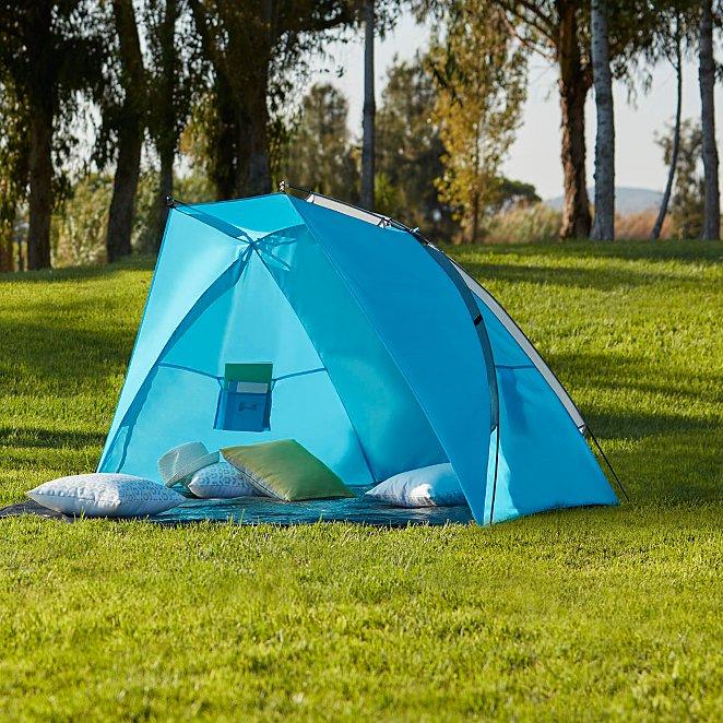 ce96bdde68513 Ozark Trail Blue Beach Tent. Reset