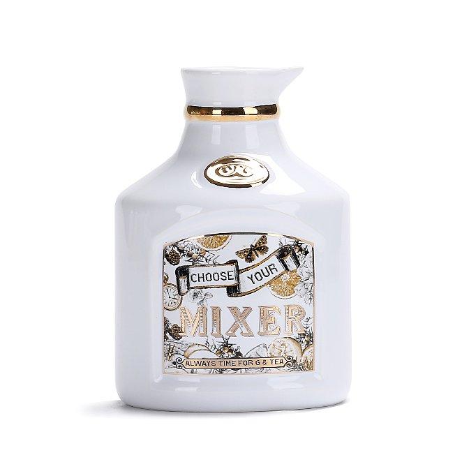 White Gin Milk Jug