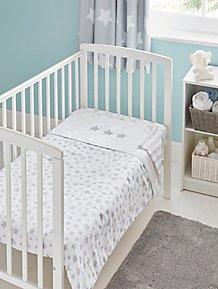 Cot Bedding Baby George At Asda