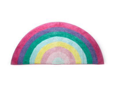 Rainbow Shaped Rug
