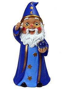 Mini Wizard Gnome