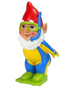 Mini Scuba Diving Gnome