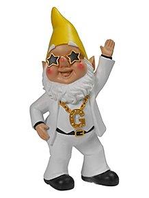 Mini Disco Gnome