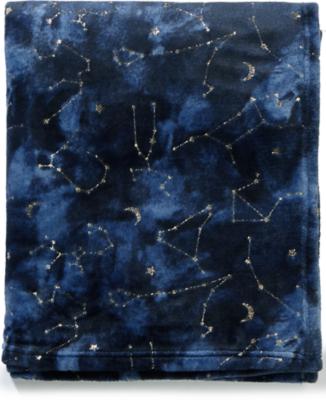Blue Constellation Super Soft Throw