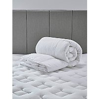 Luxury Duck Feather And Down Duvet 10.5 Tog by Asda