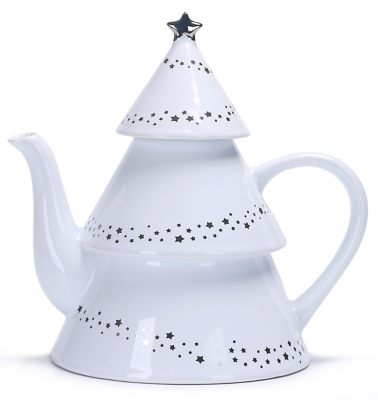 White Star Teapot