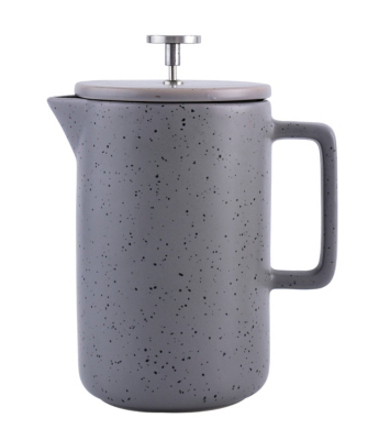 Grey Speckle Cafetiere