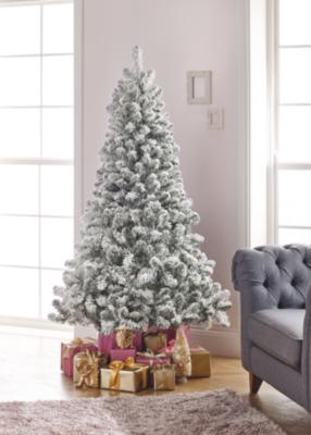6ft Snowy Pine Christmas Tree
