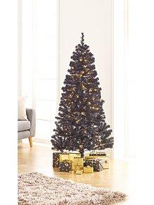 Pre Lit Pop Up Christmas Tree Uk.Christmas Trees Pre Lit Artificial Christmas Trees