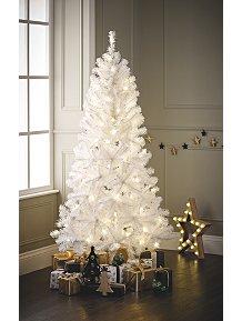 3ft White Christmas Tree.Christmas Trees Pre Lit Artificial Christmas Trees