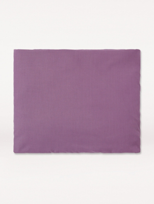 Purple Easy Care Fitted Sheet