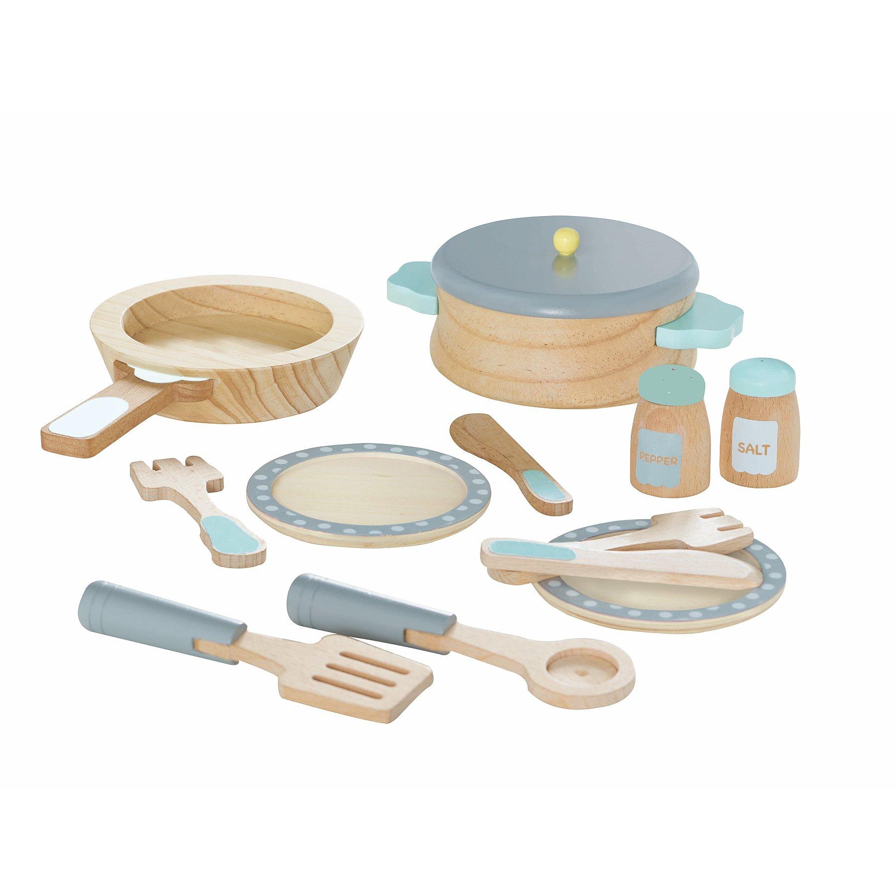 Wooden Cooking Set