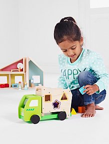 Wooden Toys Kids Wooden Toys Toys Character George At Asda