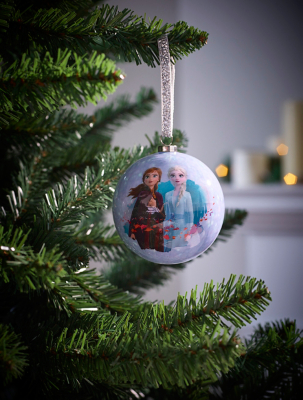 Disney Frozen Princesses Christmas Tree Bauble