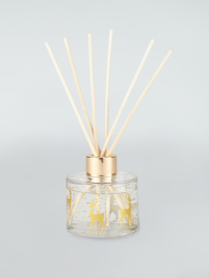 Berry Spice Scented Reed Diffuser
