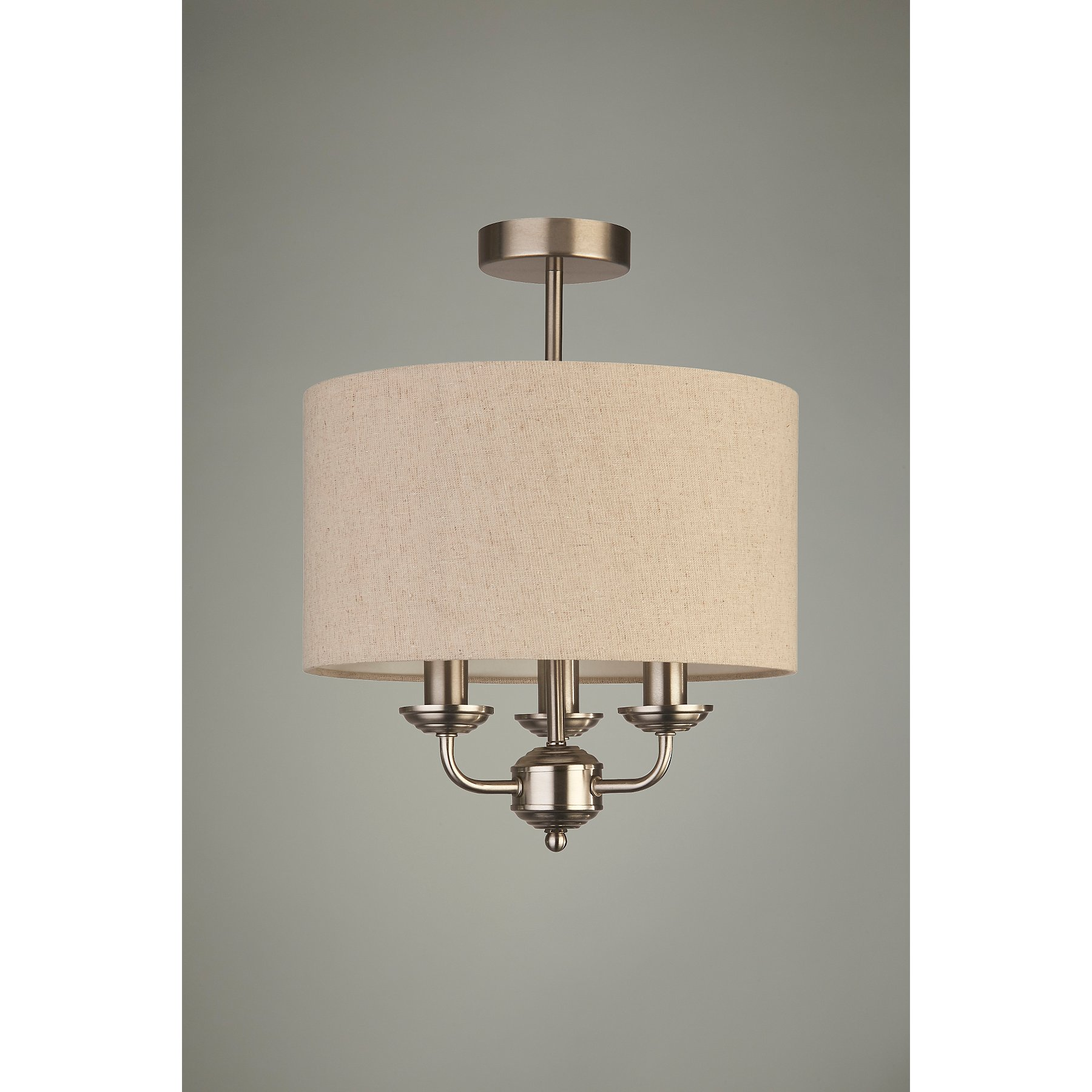 Natural Classic Ceiling Light Shade Home George At Asda