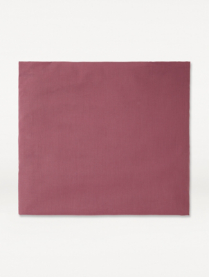 Dusty Pink Fitted Sheet