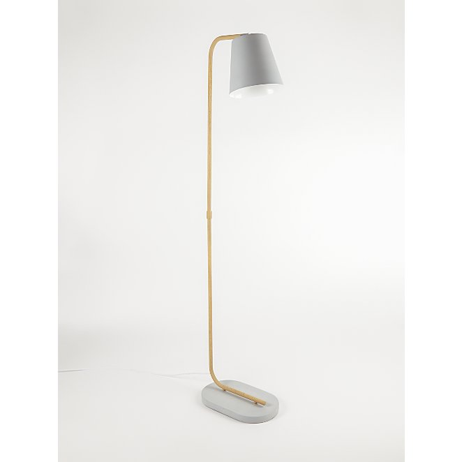 Concrete Floor Lamp