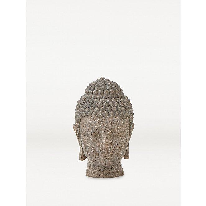 Buddha Head Ornament Home George At Asda