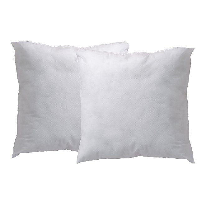 Large Cushion Inners 2 Pack 50 X 50cm