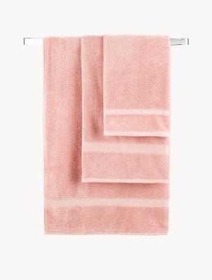 Rose Super Soft Cotton Towel Range