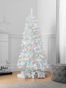 George Home 6ft Snowy Pine Christmas Tree Asda Groceries