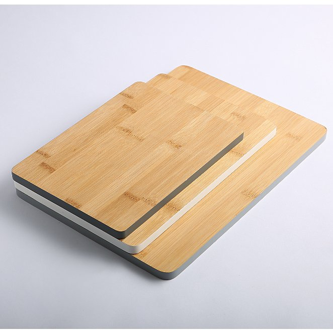 Multi Wooden Chopping Board Set 3 Pack Home George At Asda