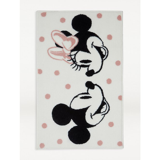 Multi Disney Mickey And Minnie Mouse, Minnie Mouse Bathroom Accessories