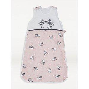 Disney Minnie Mouse Pink Sleeping Bag Baby Baby George At Asda