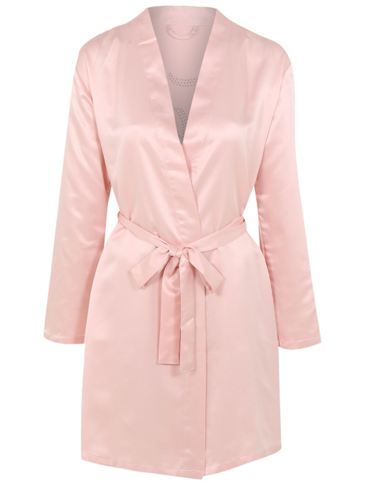 Diamante Team Bride Dressing Gown Women George