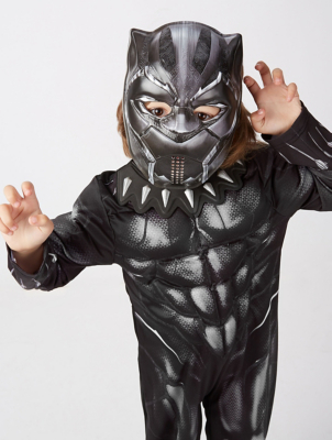 : black panther marvel halloween costume  - Germanpascual.Com
