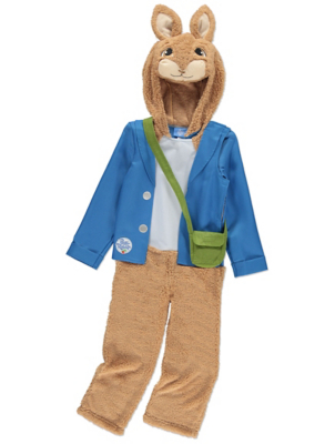 Peter Rabbit Fancy Dress Costume. from£14.00  sc 1 st  George - Asda.com & Peter Rabbit Fancy Dress Costume | Kids | George