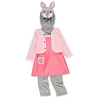 Peter Rabbit Lily Bobtail Fancy Dress Costume Kids George