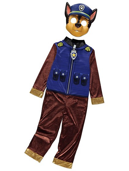 paw patrol chase fancy dress costume from1300