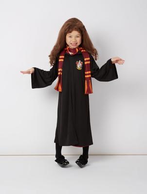 sc 1 st  George & Harry Potter Hermione Granger Fancy Dress Costume | Kids | George