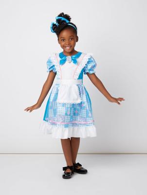 sc 1 st  George - Asda & Disney Alice In Wonderland Fancy Dress Costume | Kids | George