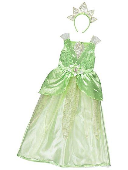 Disney princess tiana fancy dress costume kids george thecheapjerseys Images