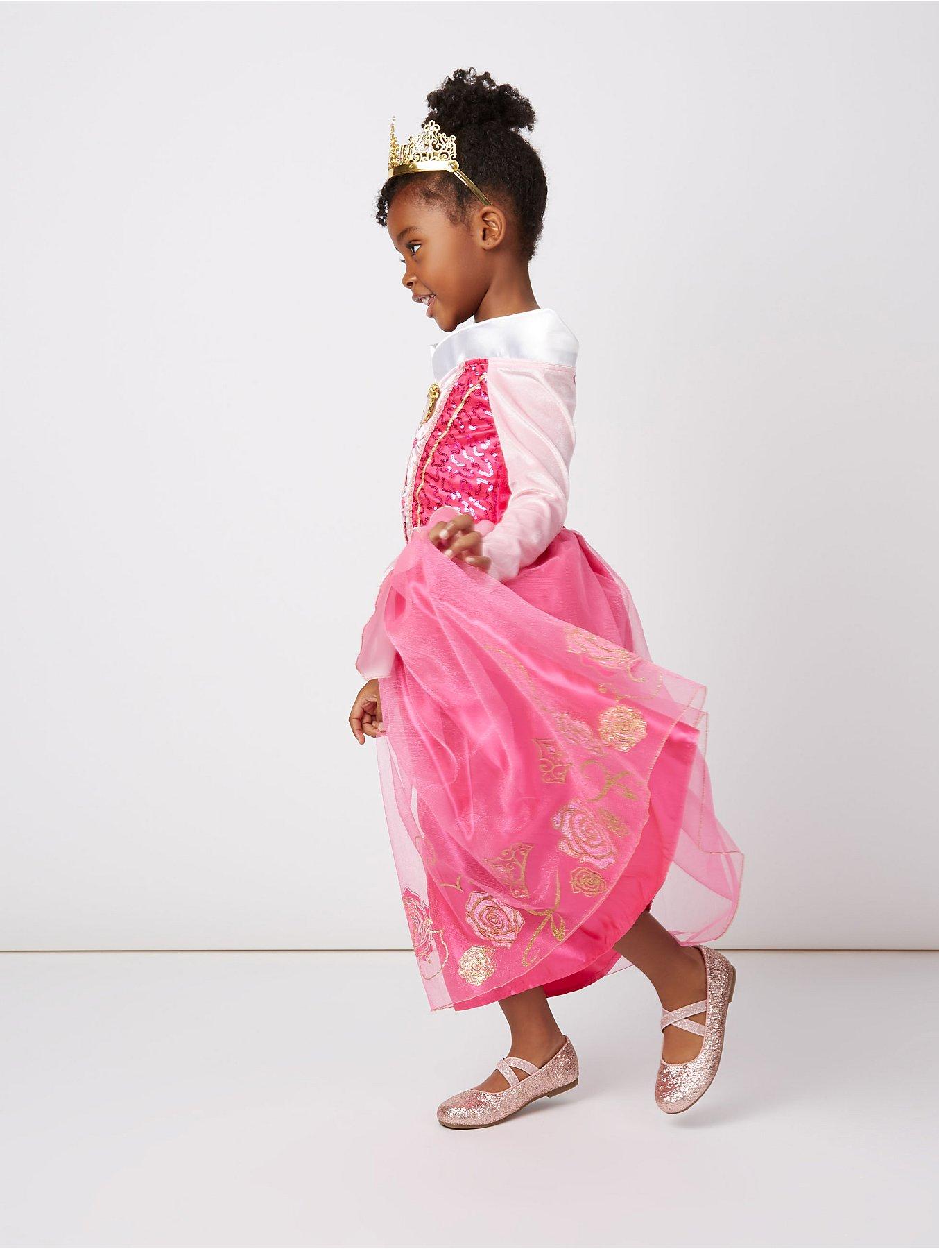 490bfcead95bd Disney Princess Sleeping Beauty Fancy Dress Costume | Kids | George
