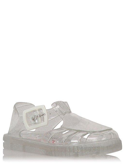 5b6f27b2dac2 Glitter Jelly Sandals