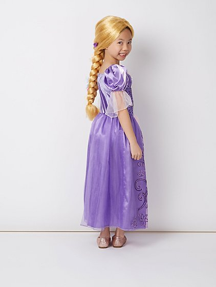 Disney Princess Rapunzel Fancy Dress Costume | Kids | George