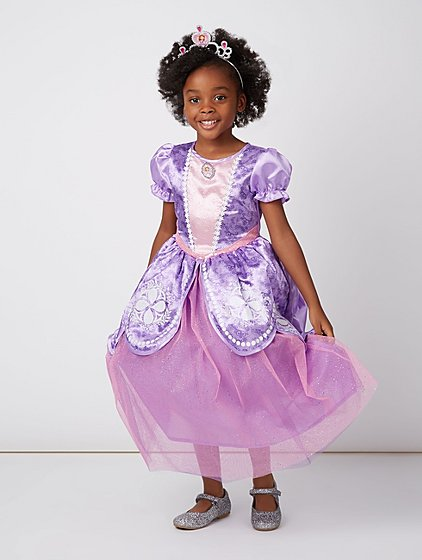 Disney Sofia the First Fancy Dress Costume | Kids | George