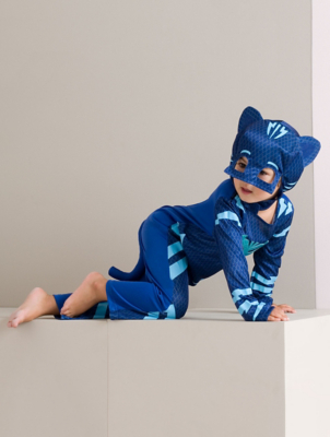 PJ Masks Catboy Fancy Dress Costume  sc 1 st  George - Asda & PJ Masks Catboy Fancy Dress Costume   Kids   George