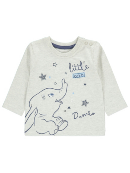 Disney Dumbo 3 Piece Reversible Hooded Jacket Top And Trousers Set