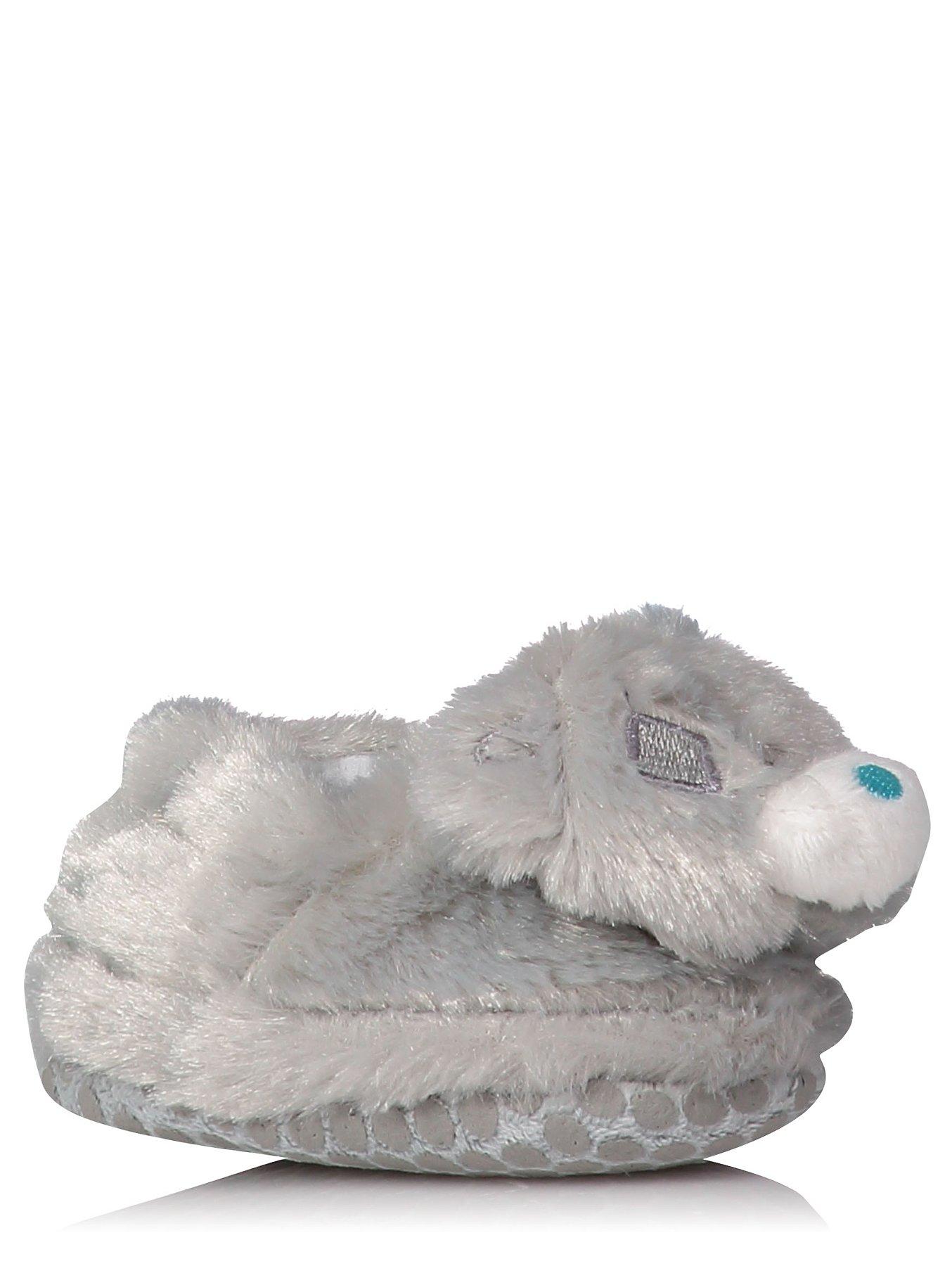 tatty teddy girls slipper boots size 2 brand new