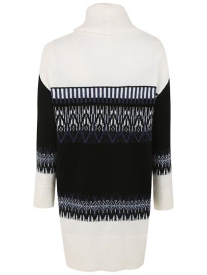 Fairisle Knitted Jumper Tunic | Women | George