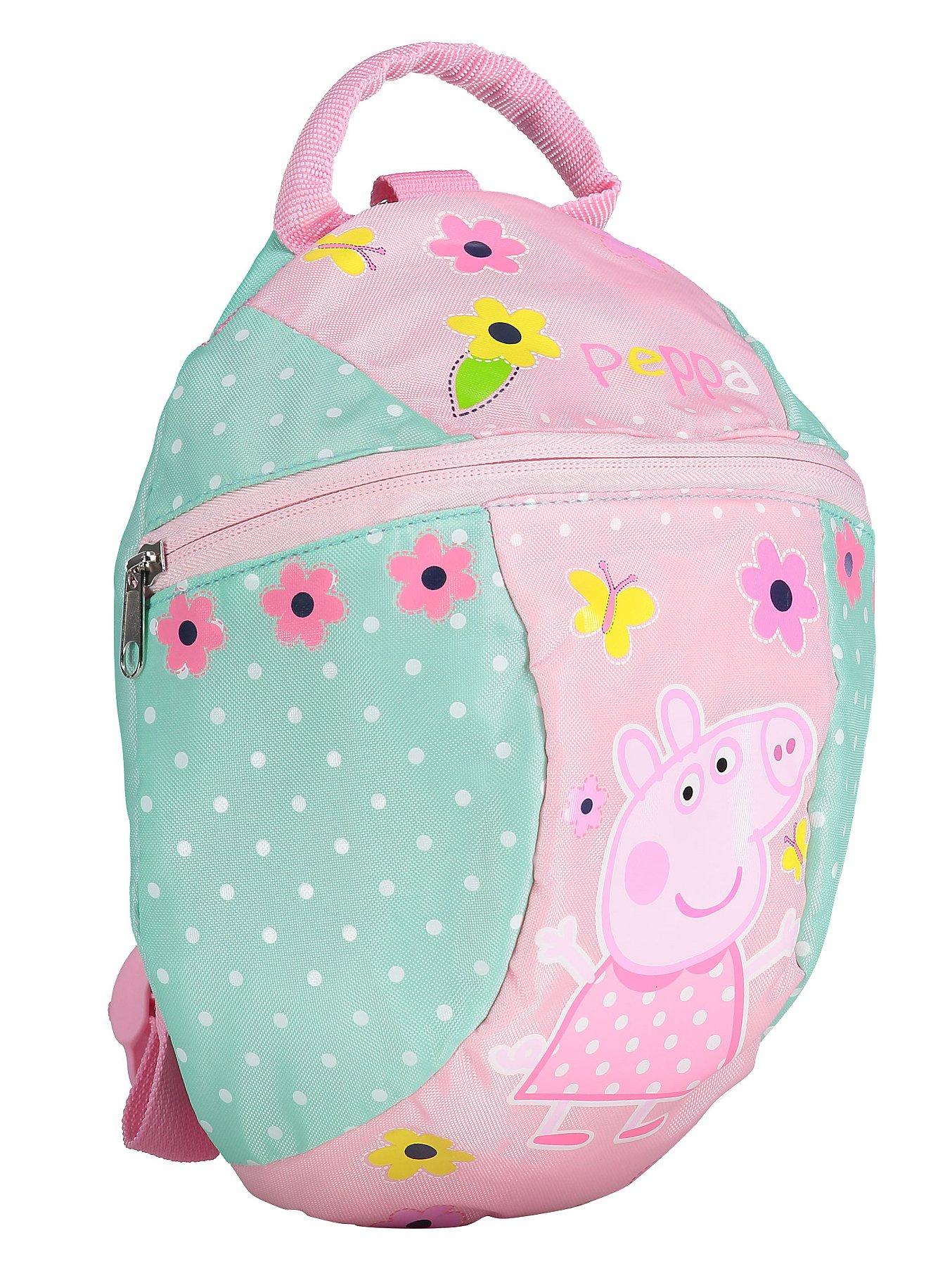 f116bb9fba Peppa Pig Reins Backpack