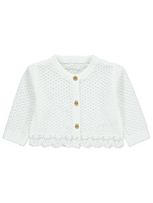 Baby Girls Jumpers Cardigans George At Asda