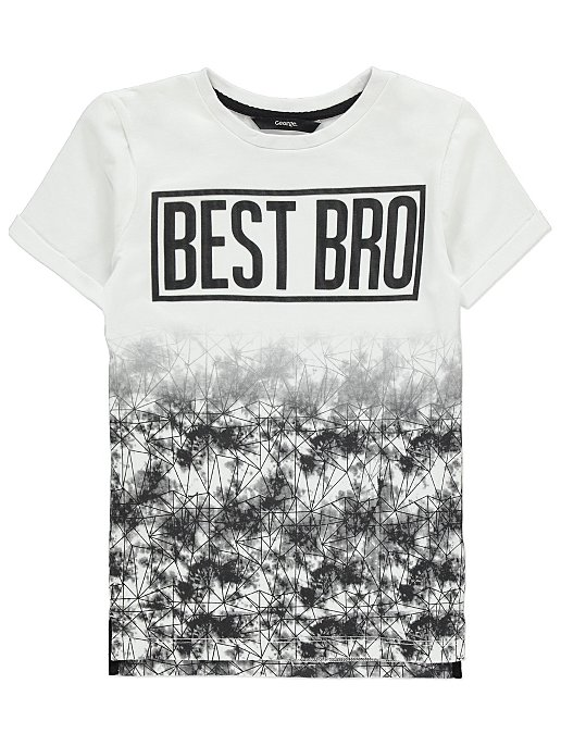 dadffb601 Best Bro T-Shirt | Kids | George