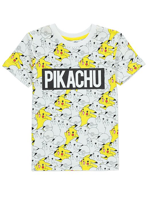 16fd9ce9 Pokémon Pikachu T-Shirt | Kids | George