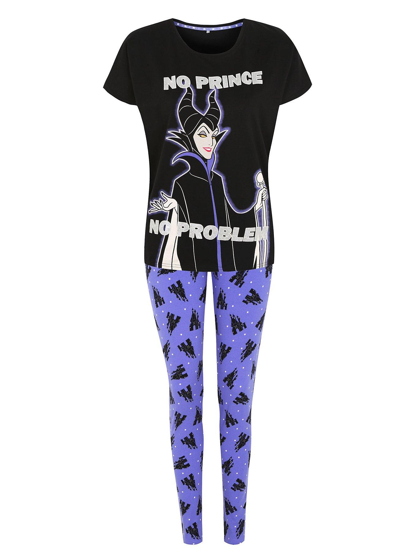 Disney Maleficent Pyjamas   Women   George
